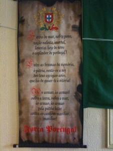 Hymne Portugais